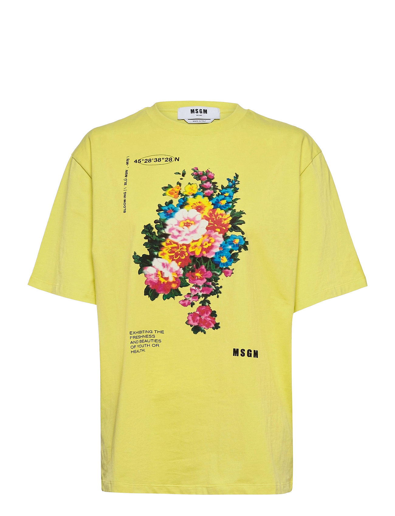 Image of T-Shirt/T-Shirt T-shirt Top Gul MSGM (3493874841)
