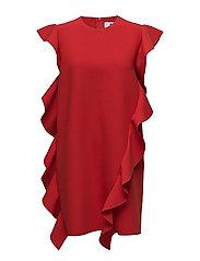 DRESS - RED