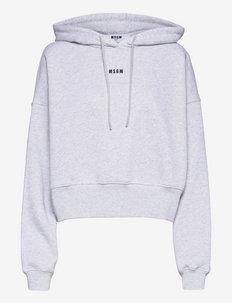 2000MDM509 200004 - sweatshirts & hættetrøjer - grey