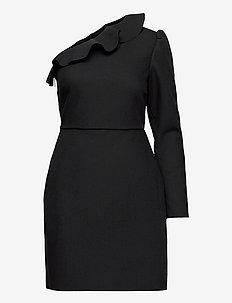 ABITO/DRESS - cocktailklänningar - black