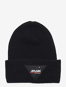 Cap - bonnets & casquettes - black