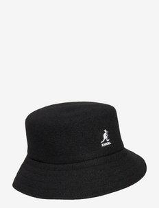 Cap - bucket hats - black