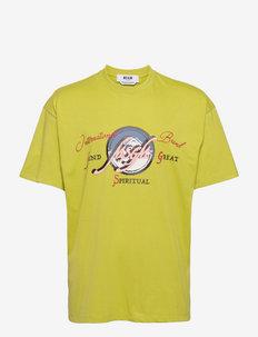 T-shirt - t-shirts à manches courtes - green