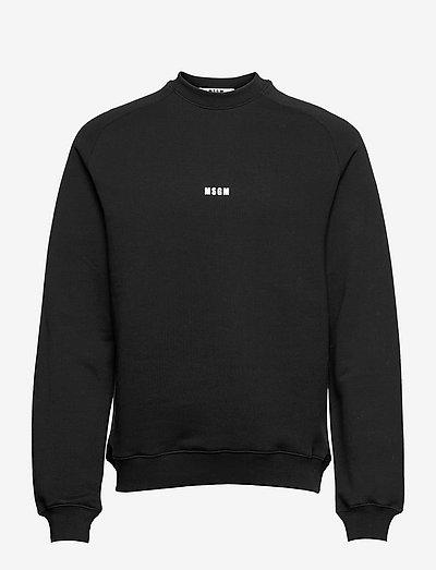 Sweatshirt - clothing - black