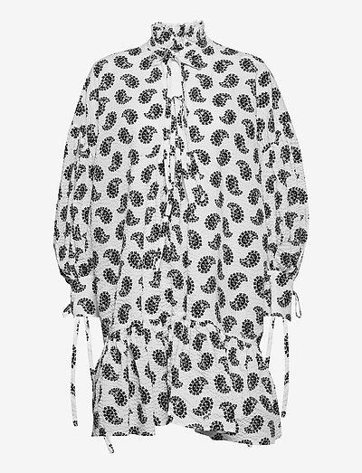ABITO/DRESS - robes midi - white