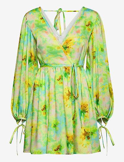 ABITO/DRESS - sommerkjoler - yellow