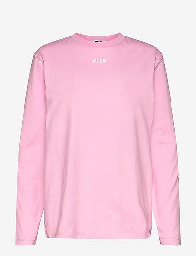 T-SHIRT/T-SHIRT - hauts à manches longues - pink