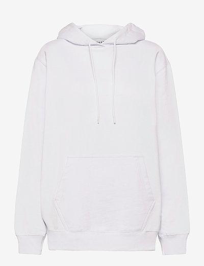 FELPA/SWEATSHIRT - sweatshirts en hoodies - white