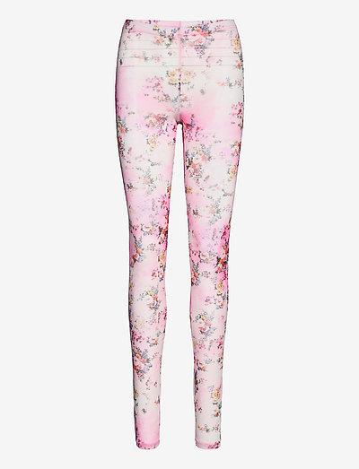 LEGGINGS/LEGGINGS - leggings - pink