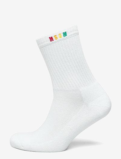 CALZINO/SOCKS - lingerie - white