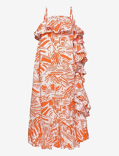 ABITO/DRESS - robes d'été - orange