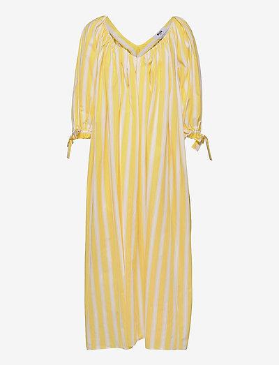ABITO/DRESS - robes d'été - yellow