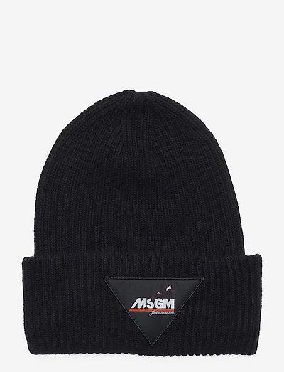 Cap - mutsen - black