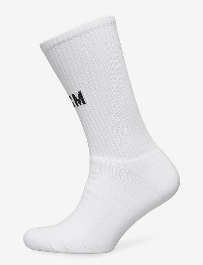 Socks - kousen - white