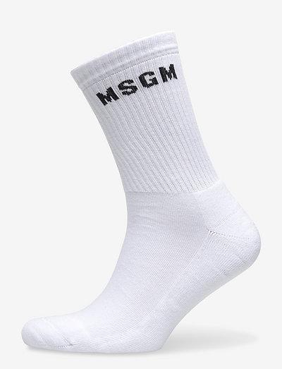 3141MDS03 217770 - vanliga strumpor - white