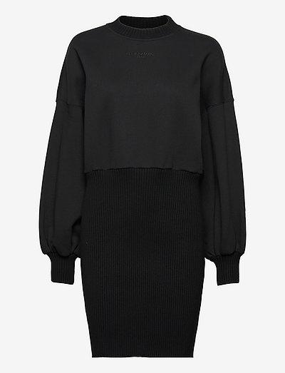 ABITO/DRESS - fodralklänningar - black