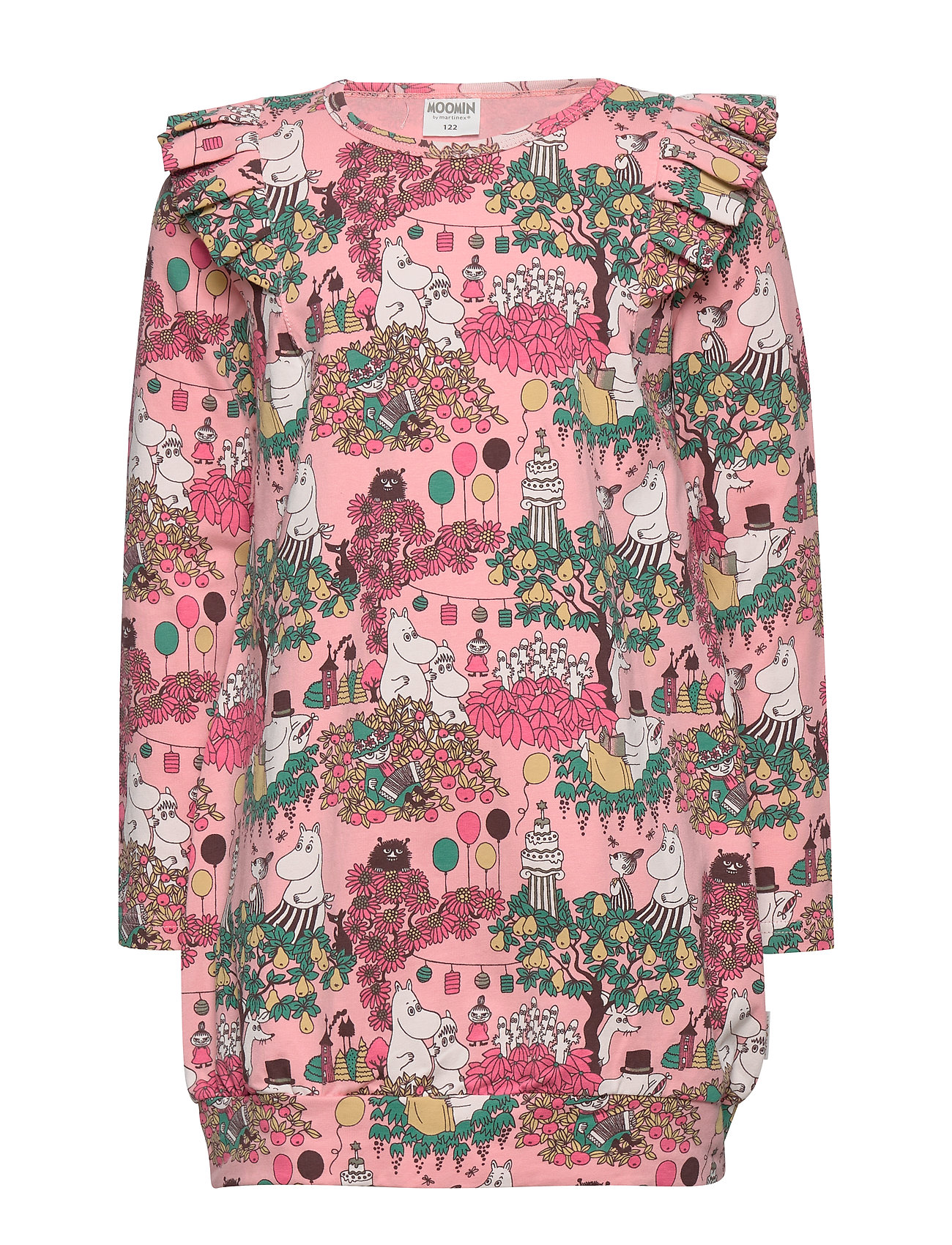 Mumin PARTY MOMENT TUNIC - ROSE