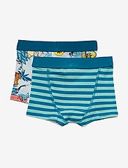 Mumin - JUNGLE BOXERS 2-pack - doły - blue - 1