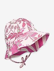 Mumin - JUNGLE FLOWER HAT - kapelusz przeciwsłoneczny - pink - 0