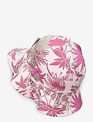 Mumin - JUNGLE FLOWER HAT - kapelusz przeciwsłoneczny - pink - 1