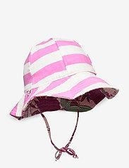 Mumin - JUNGLE FLOWER HAT - kapelusz przeciwsłoneczny - pink - 2