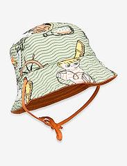 Mumin - MURMADE HAT - kapelusz przeciwsłoneczny - green - 0
