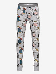 Mumin - YIKES LONG JOHNS - basislag - grey - 0