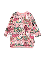 PARTY MOMENT TUNIC - ROSE