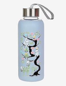 MOOMIN FAMILY TREE  BOTTLE BLUE - flaskor & termosar - blue