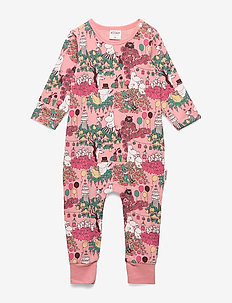 PARTY MOMENT PYJAMAS - one-sie - rose