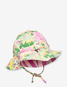 FOLIAGE HAT - sun hats - yellow