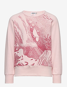 OUR SEA SWEATSHIRT - bluzy - rose