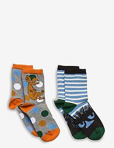LITTLE MY SOCKS - sokker - blue