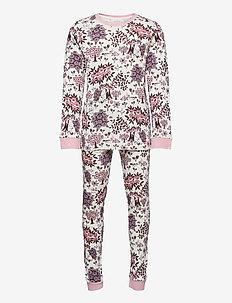 BERRY PYJAMAS - sets - white