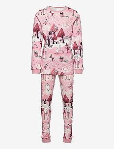 COMET PYJAMAS - sets - pink
