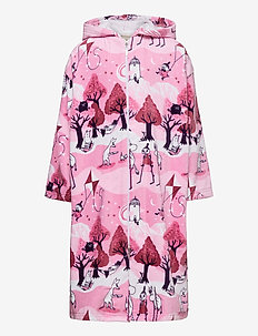 COMET BATHROBE - bathrobes - pink