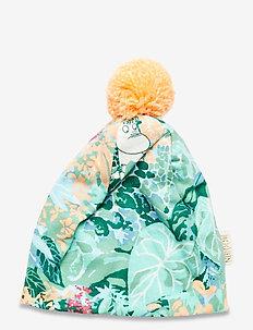LEAFY BEANIE - huer - green
