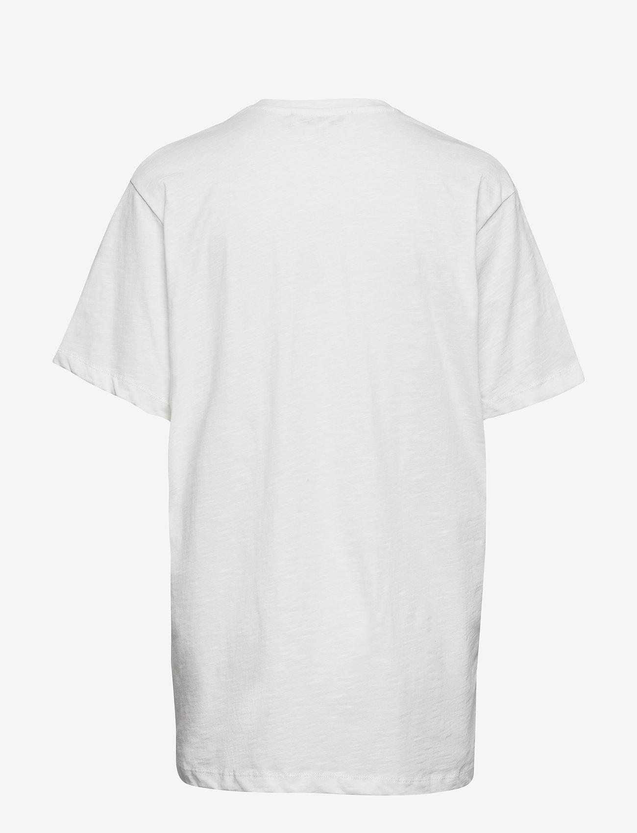Munthe - Ham - t-shirts - white - 1