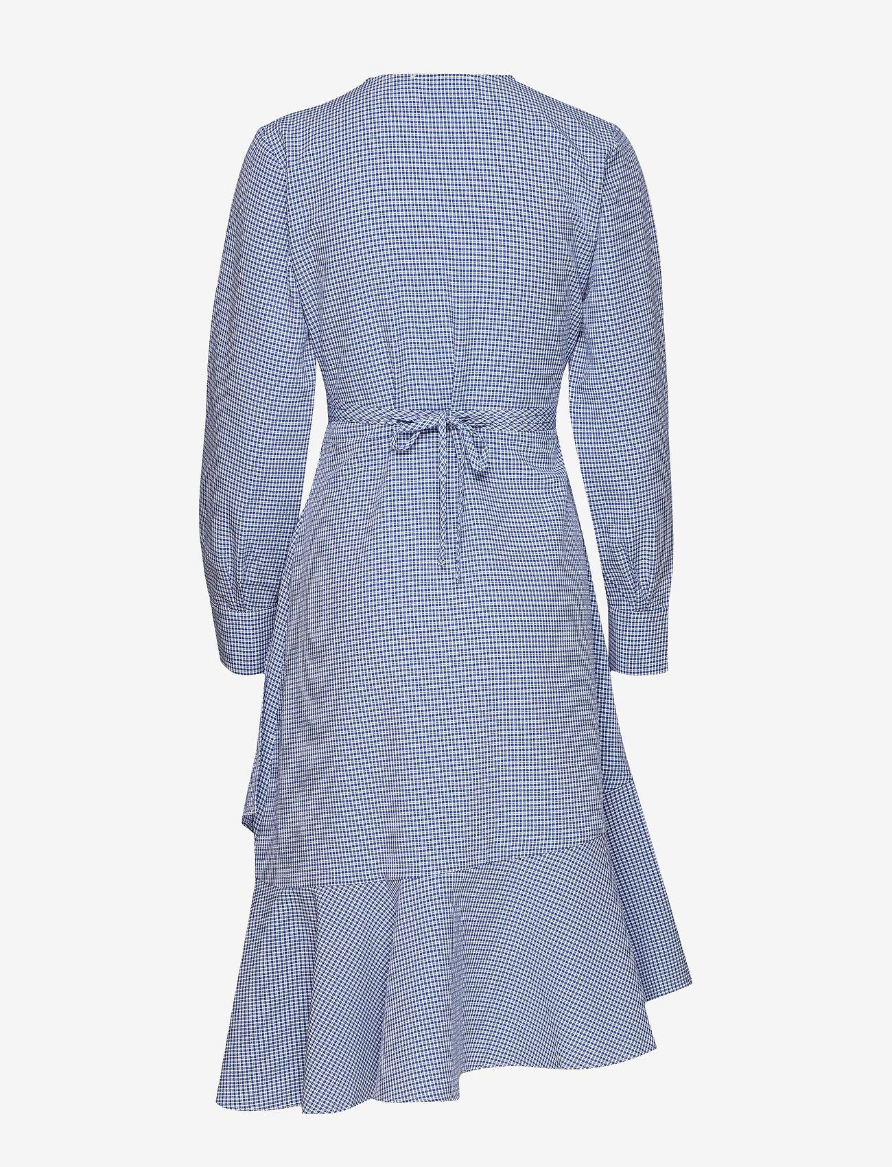 Munthe - Harper - robes portefeuille - blue - 1