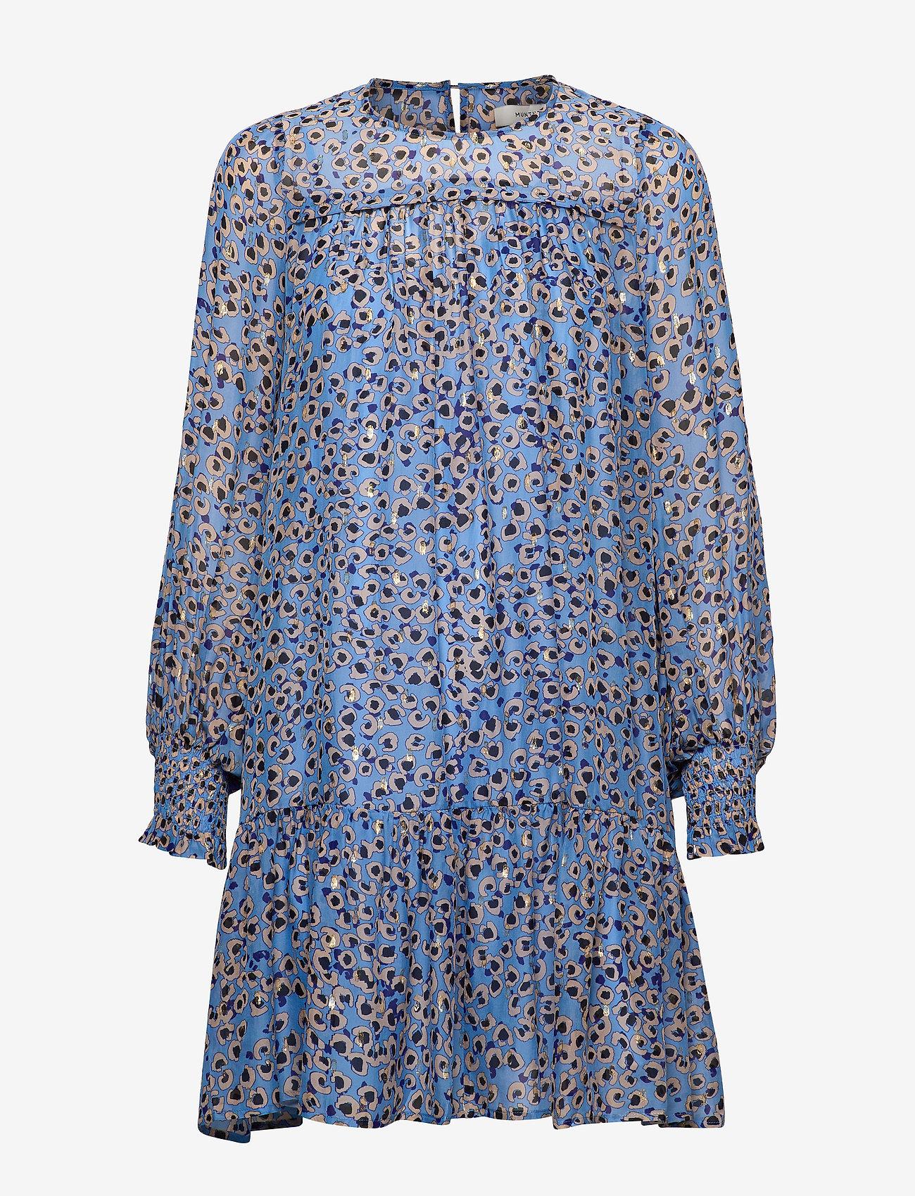 Munthe Joelle - Sukienki TURQUOISE - Kobiety Odzież.