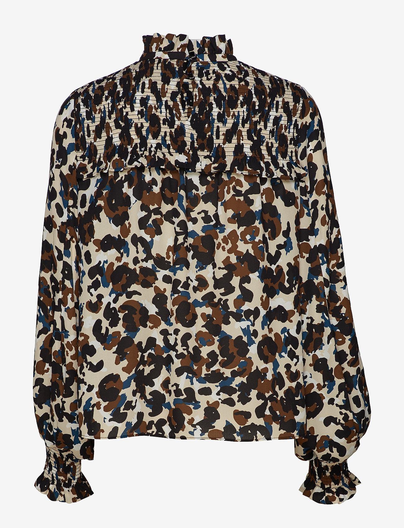 Munthe - Keen - blouses à manches longues - creme