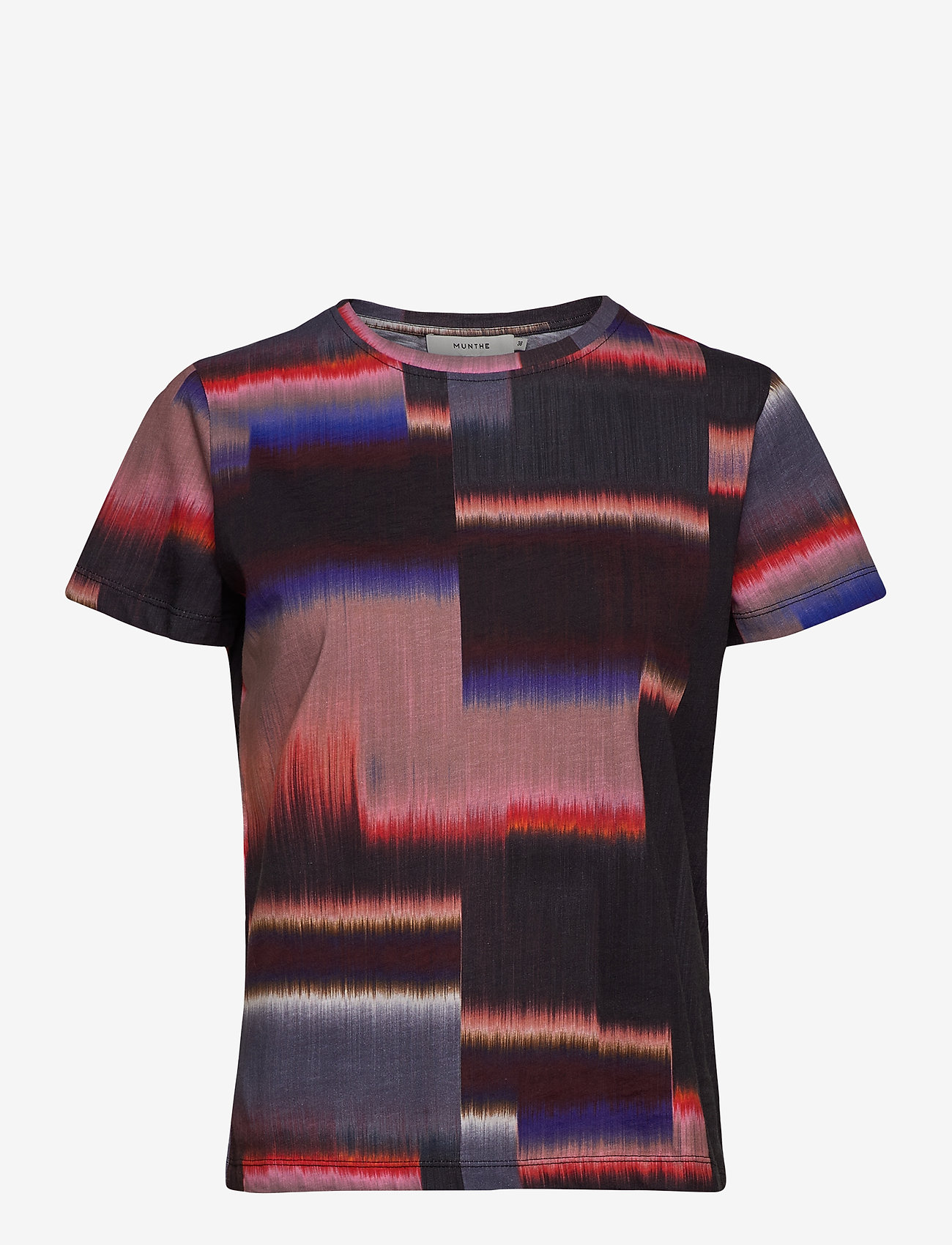 Munthe - LADY - t-shirts - red - 1