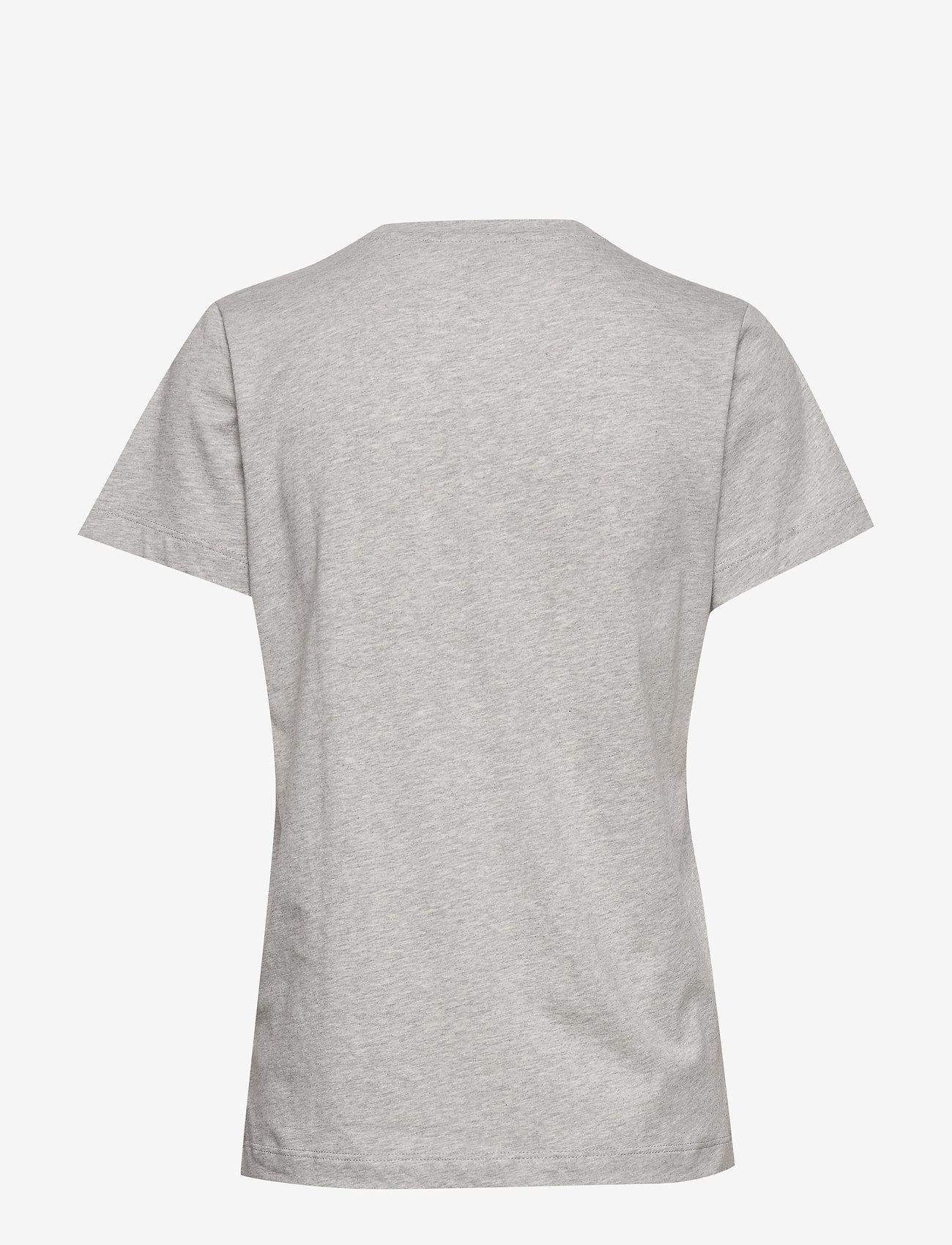 Munthe - Ulla - printti t-paidat - grey