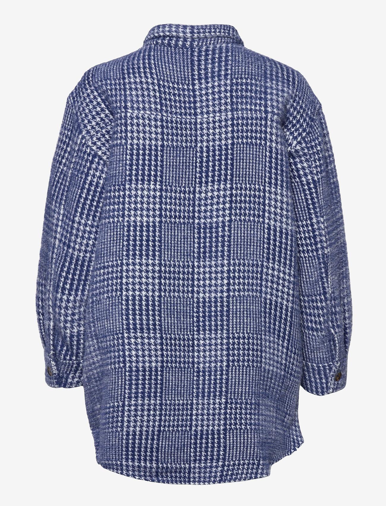 Munthe - TULLY - wool jackets - indigo - 1