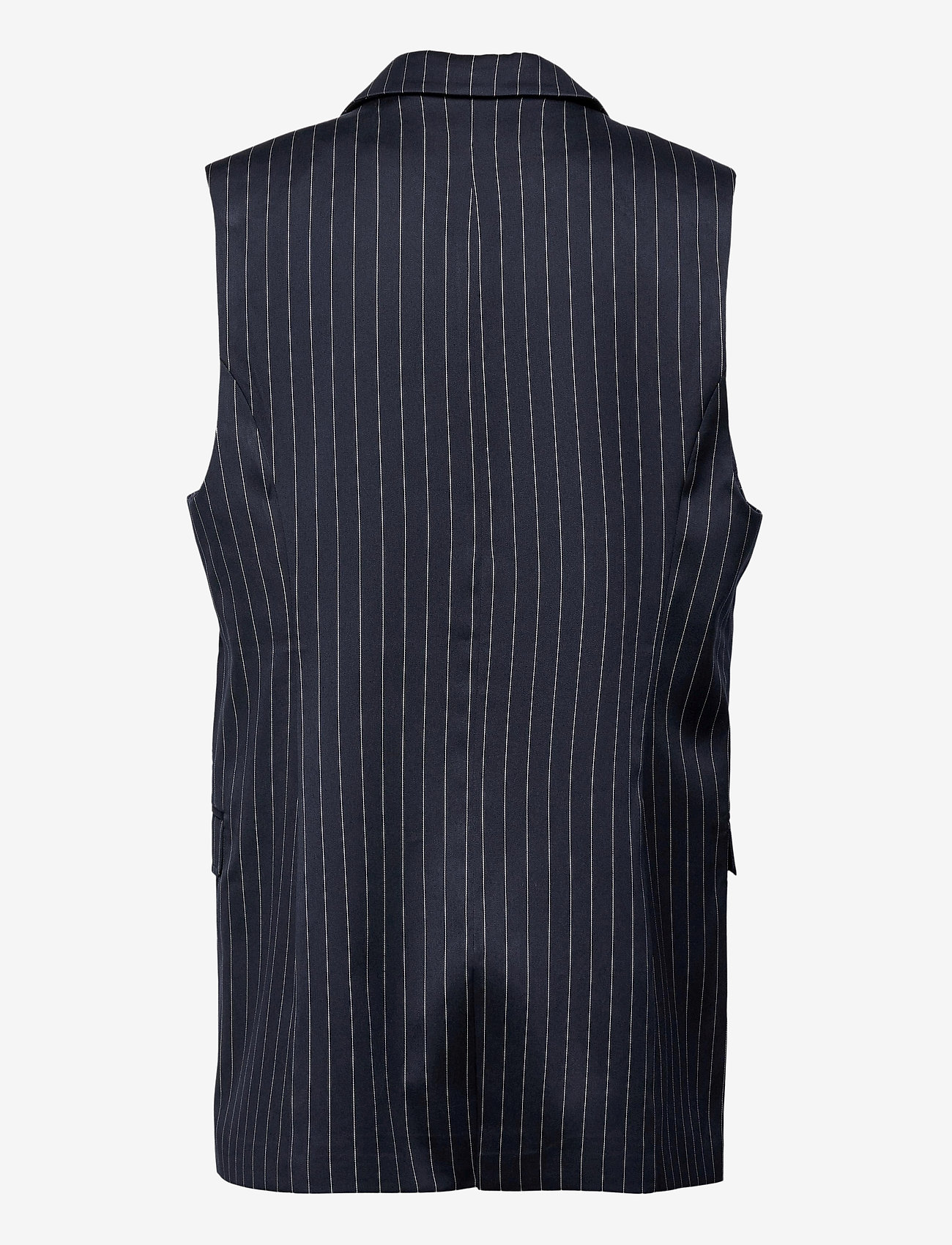 Munthe - TOADA - knitted vests - indigo - 1