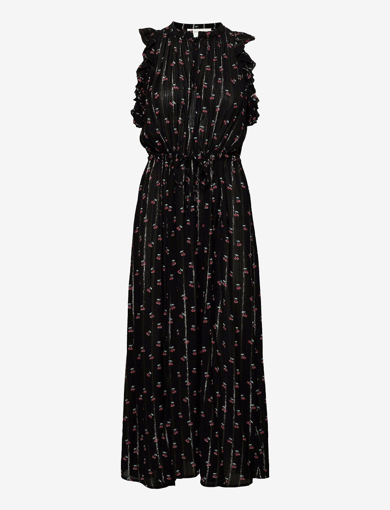 Munthe - PARSLEY - maxi dresses - black - 1