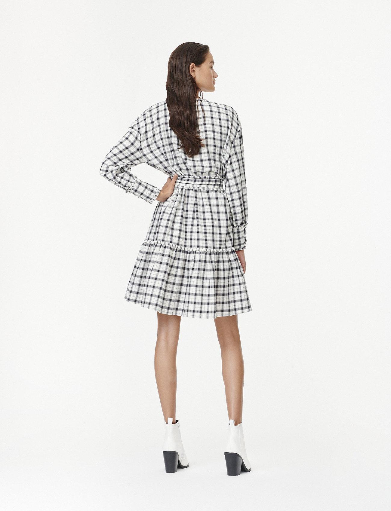 Munthe Jamilla - Sukienki WHITE - Kobiety Odzież.