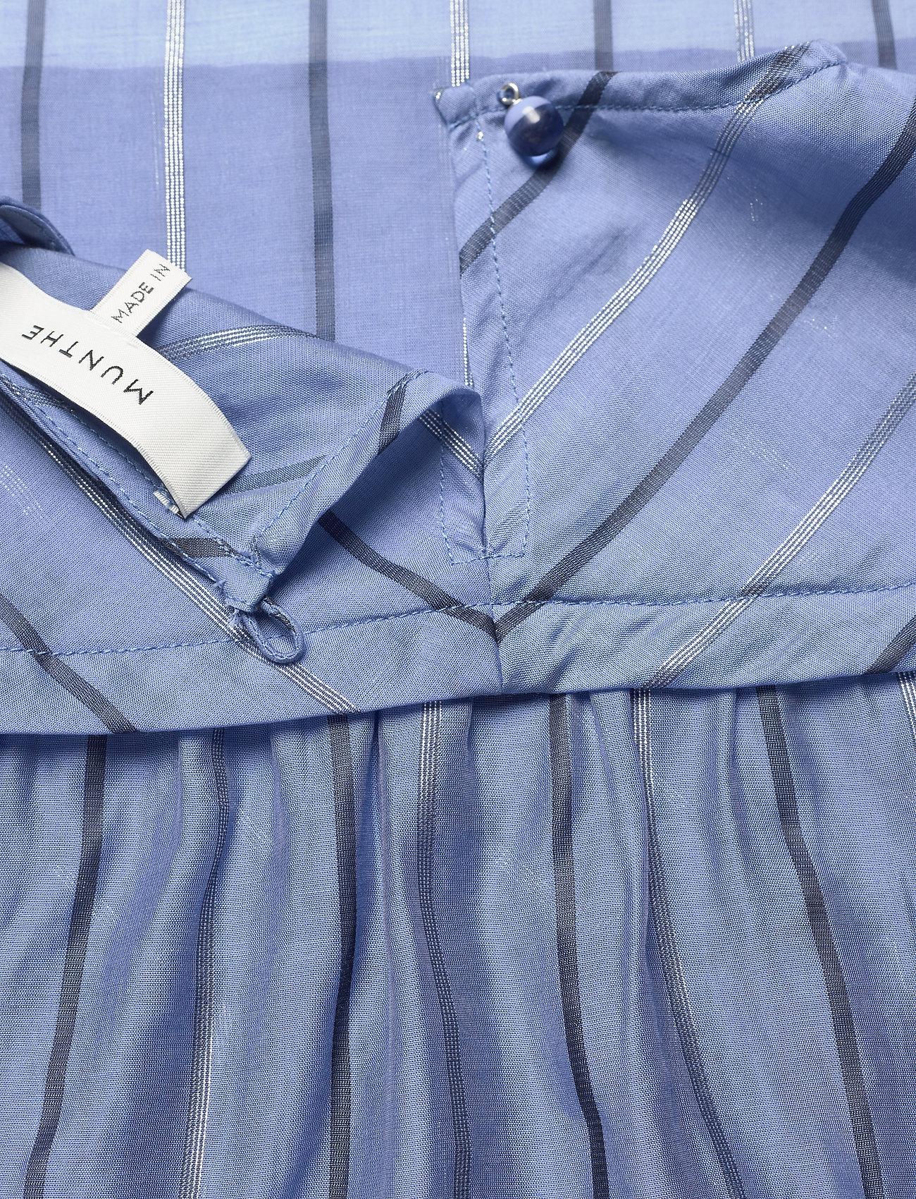 Munthe Ellington - Bluzki & Koszule INDIGO - Kobiety Odzież.