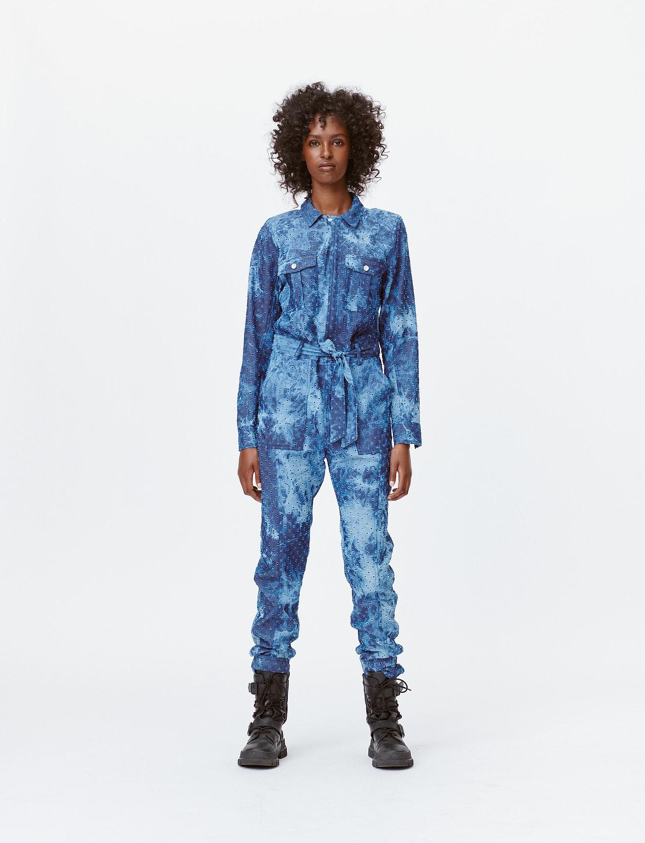 Munthe - LANNY - jumpsuits - indigo - 0