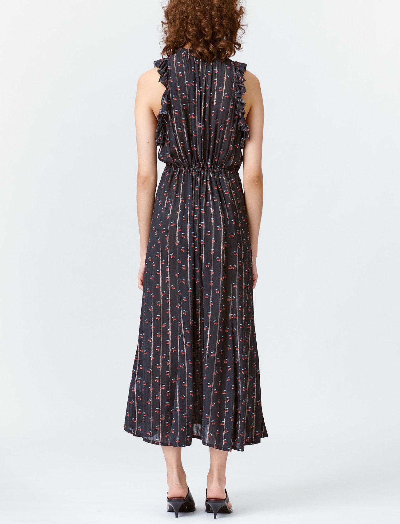 Munthe - PARSLEY - maxi dresses - black - 3